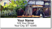 Fields of Rust Address Labels