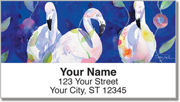 Jungle Address Labels