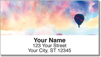 Romantic Address Labels