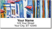 Streets of the World Address Labels