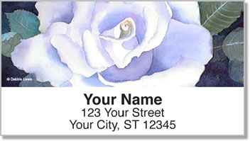 Rose Set Address Labels
