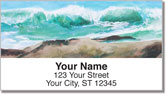 Meyer Seascape Address Labels