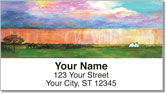 The Homestead Address Labels