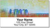 Semi Abstract Address Labels
