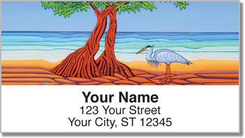 Florida Days Address Labels