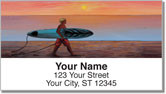 Pohl Sunset Address Labels
