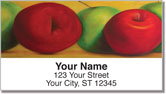 Grissom Fruit Address Labels