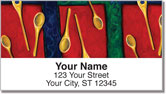 Kitchen Set Address Labels