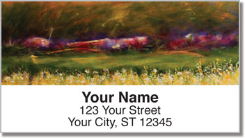 Grissom Landscape Address Labels