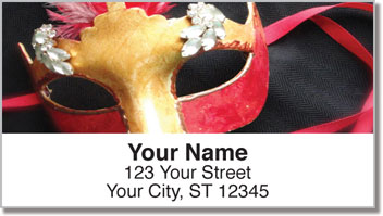 Mask Set Address Labels