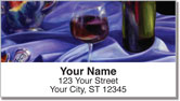 Wine Set Address Labels