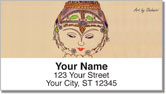Shahmiri Tiles Address Labels