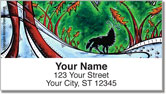 Alaska Address Labels