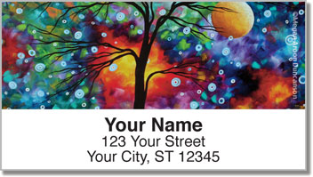 Circle of Life Address Labels