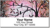 Magical Bird Address Labels