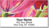 Kay Smith Tulip Address Labels