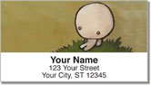 Babybol Introspective Address Labels