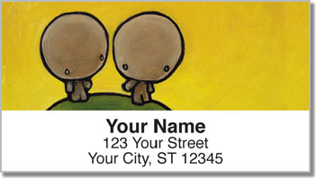 Babybol Quest Address Labels