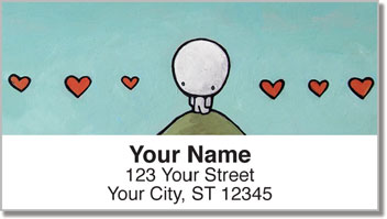 Until I Find You Address Labels