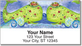 LaBrecque Whale Address Labels