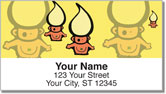 Troll Address Labels