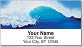 Cianelli Seascape Address Labels