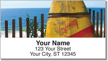 Bulone Beach Address Labels