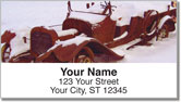 Bulone Car Address Labels