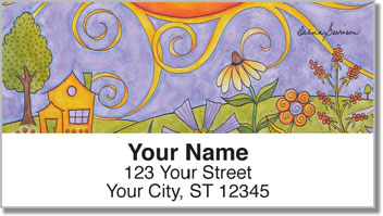 Humble Home Address Labels
