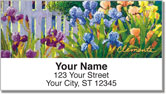 Iris Walk Address Labels
