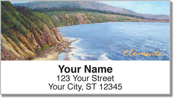The Bluffs Address Labels