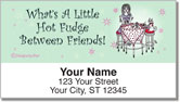 Dessert Lover Address Labels