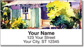 Hana Hideaway Address Labels