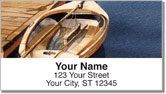 Quiet Harbor Address Labels