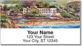 SoCal Gold Coast Address Labels