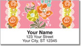 Flea Market Address Labels