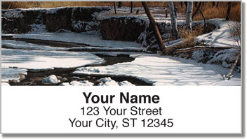Hinves Forest Address Labels