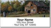Summer Farm Address Labels