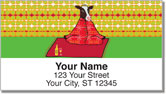 Deja Moo Address Labels