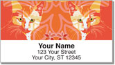 Meowza Address Labels