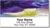 Les Fleurs Address Labels