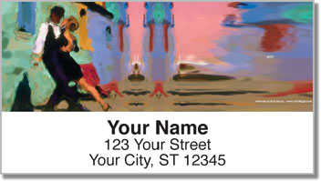 Tango Address Labels