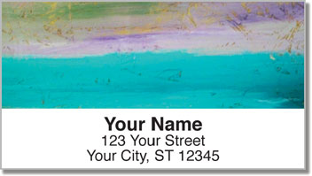 Daugherty Aquarium Address Labels