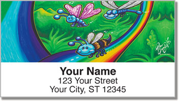 Smile Style Address Labels