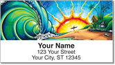 Soul Surf Address Labels