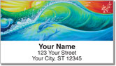 Sun and Fun Address Labels