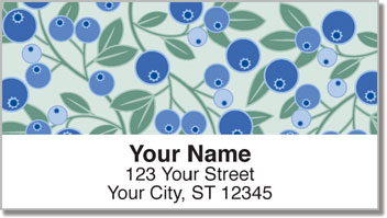 Lindgren Fruit Address Labels