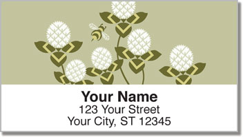 Moon Garden Address Labels