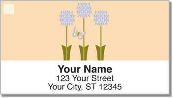 Spring Joy Address Labels