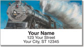 Steam Power Address Labels